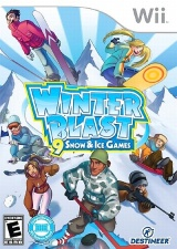 Winter Blast: 9 Snow and Ice Games Wii