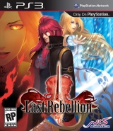 Last Rebellion PS3