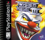Twisted Metal 3 PSX