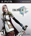 Final Fantasy XIII for PlayStation 3 last updated Aug 17, 2010