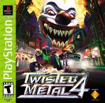 Twisted Metal 4 PSX