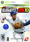 Major League Baseball 2k10 Xbox 360