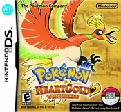 Pokemon HeartGold Version for Nintendo DS last updated Jan 16, 2014