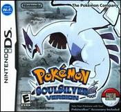 Pokemon SoulSilver Version DS