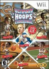 Hall of Fame: Ultimate Hoops Challenge Wii