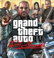 Grand Theft Auto IV: The Lost and Damned PS3
