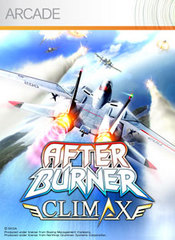 After Burner Climax Xbox 360