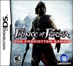Prince of Persia: The Forgotton Sands DS