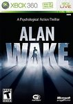 Alan Wake for Xbox 360 last updated Mar 02, 2012