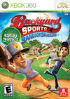 Backyard Sports: Sandlot Sluggers Xbox 360