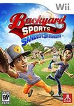 Backyard Sports: Sandlot Sluggers Wii