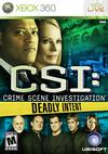CSI: Deadly Intent for Xbox 360 last updated Jun 05, 2010