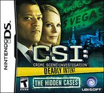 CSI: Deadly Intent DS