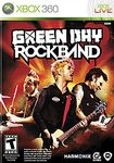Green Day: Rock Band Xbox 360