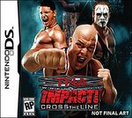 TNA Impact! Cross the Line DS