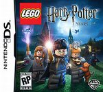 LEGO Harry Potter: Years 1-4 DS