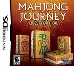 Mahjong: Journey Quest for Tikal DS