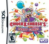 Chuck E. Cheese's Party Games DS