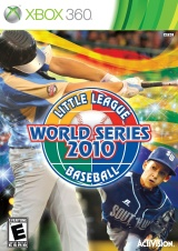 Little League World Series Baseball 2010 Xbox 360