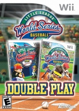 Little League World Series: Double Play Wii