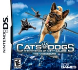 Cats and Dogs: The Revenge of Kitty Galore DS