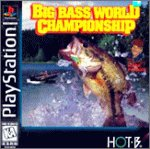 Big Bass World Championship PSX