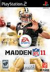 Madden NFL 11 for PlayStation 2 last updated Dec 23, 2010