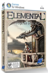 Elemental: War of Magic PC
