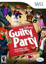 Guilty Party Wii