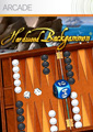Hardwood Backgammon Xbox 360