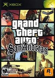 Grand Theft Auto: San Andreas Xbox 360