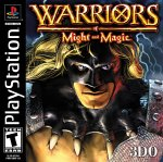 Warriors Of Might And Magic PSX