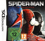 Spider-Man: Shattered Dimensions DS