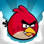 Angry Birds for iPhone/iPod Touch last updated Apr 15, 2012