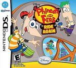 Phineas and Ferb Ride Again DS