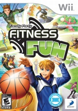 Family Party: Fitness Fun Wii