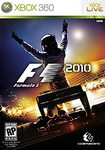 F1 2010 for Xbox 360 last updated Dec 27, 2010