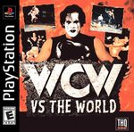 WCW vs. The World PSX