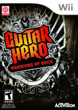 Guitar Hero: Warriors of Rock for Wii last updated Sep 29, 2010