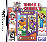 Chuck E. Cheese's Gameroom DS
