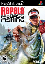 Rapala Pro Bass Fishing PS2