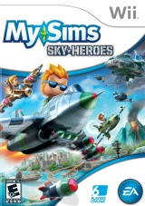 MySims: Sky Heroes for Wii last updated Aug 26, 2014
