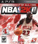 NBA 2K11 for PlayStation 3 last updated Jun 09, 2011