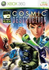 Ben 10: Ultimate Alien Cosmic Destruction Xbox 360