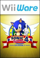 Sonic the Hedgehog 4: Episode 1 Wii