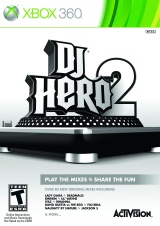 DJ Hero 2 for Xbox 360 last updated Apr 27, 2011