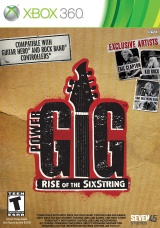 Power Gig: Rise of the SixString Xbox 360