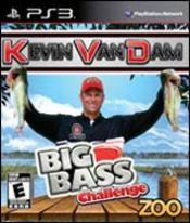 Kevin Van Dam: Big Bass Challenge PS3