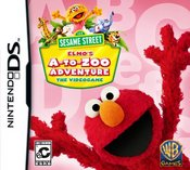 Sesame Street: Elmo's A-To-Zoo Adventure DS