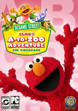 Sesame Street: Elmo's A-To-Zoo Adventure PC